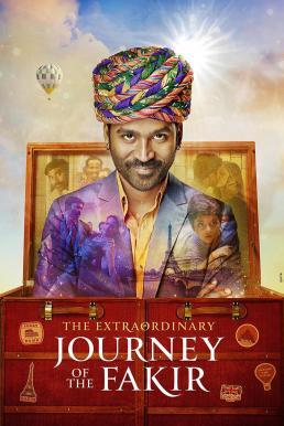 The Extraordinary Journey of the Fakir (2018) มหัศจรรย์ลุ้นรักข้ามโลก