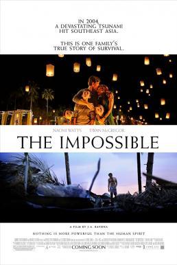 The Impossible 2004 (2012) สึนามิ ภูเก็ต