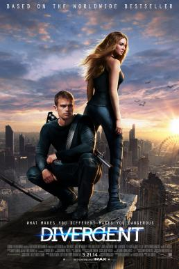 Divergent (2014) คนแยกโลก