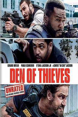 Den of Thieves (2018) โคตรนรกปล้นเหนือเมฆ