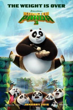 Kung Fu Panda 3 (2016) กังฟูแพนด้า 3