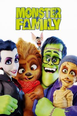 Monster Family (2017) ครอบครัวตัวป่วนก๊วนปีศาจ