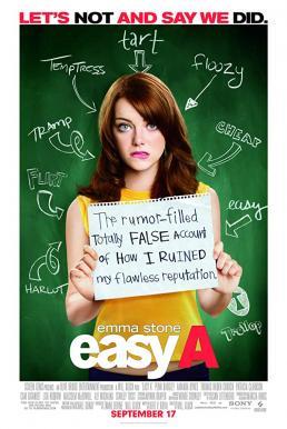 Easy A (2010) อีนี่….แร๊งงงส์