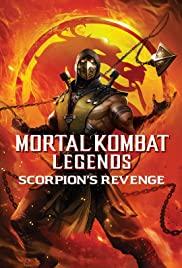 Mortal Kombat Legends Scorpion's Revenge (2020) การแก้แค้นของแมงป่อง