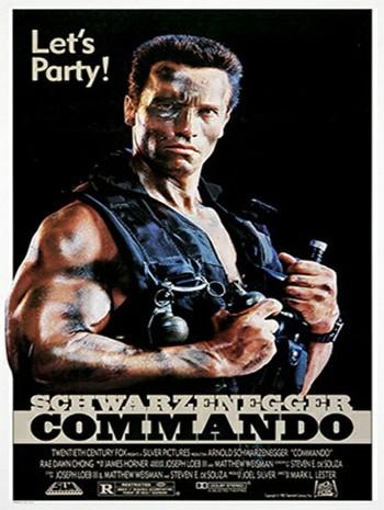 Commando (1985) คอมมานโด