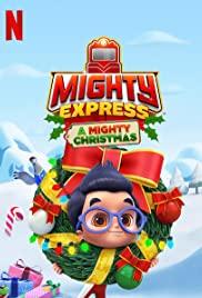 Mighty Express A Mighty Christmas (2020) ไมตี้ เอ็กซ์เพรส ไมตี้ คริสต์มาส