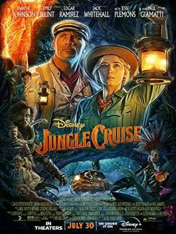 Jungle Cruise (2021) ผจญภัยล่องป่ามหัศจรรย์