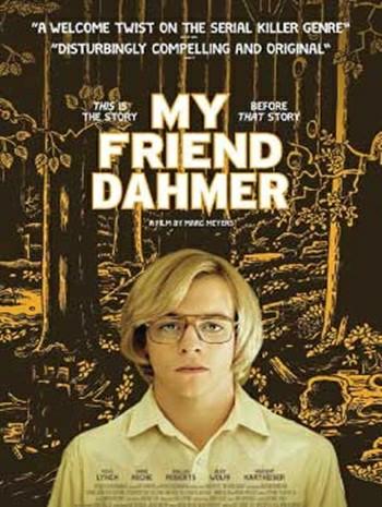 My Friend Dahmer (2017) เพื่อนผมเป็นฆาตกรต่อเนื่อง