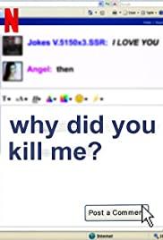 Why Did You Kill Me (2021) ล่า ฆ่า ออนไลน์